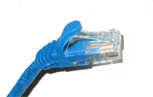 LANケーブルの回線速度