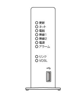 BL902HWのランプ