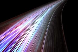 通信速度は光回線が速い