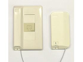 NURO光工事後の光コンセント