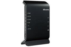 OCNの無料Wi-Fiルーター